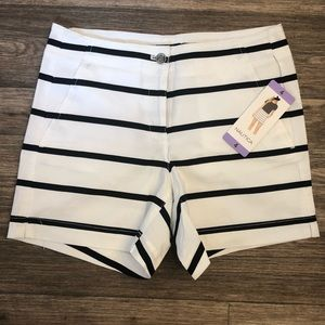 Nautica striped shorts.